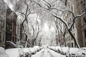El temporal de nieve Filomena. Cómo reclamar al seguro en caso de sufrir daños